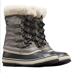 Sorel Winter Carnival Boots in Pewter